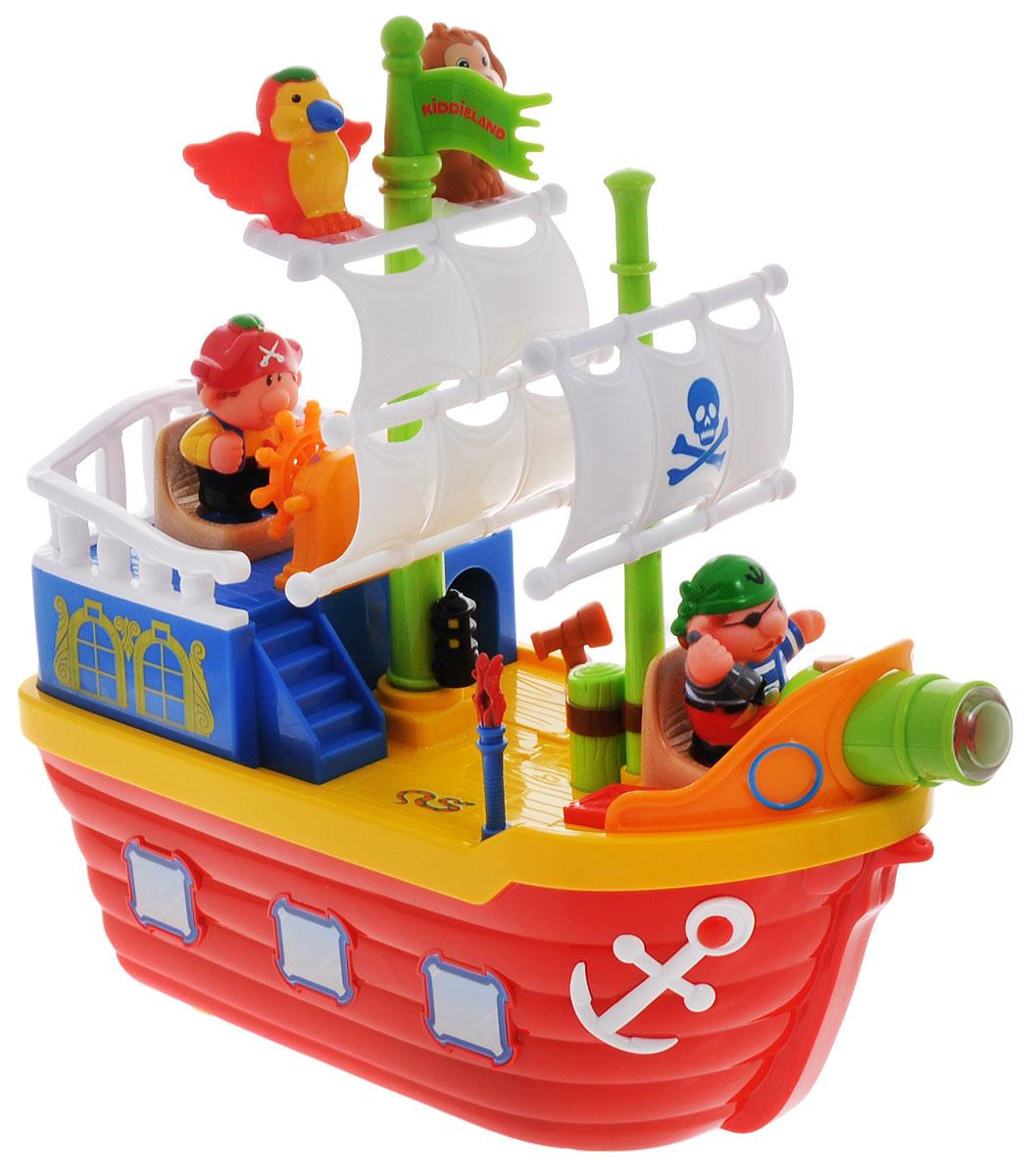 Kiddieland Развивающая игрушка Пиратский корабль