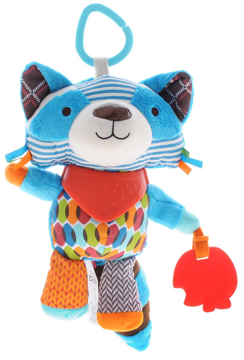 Skip Hop Развивающая игрушка-подвеска Енот игрушка