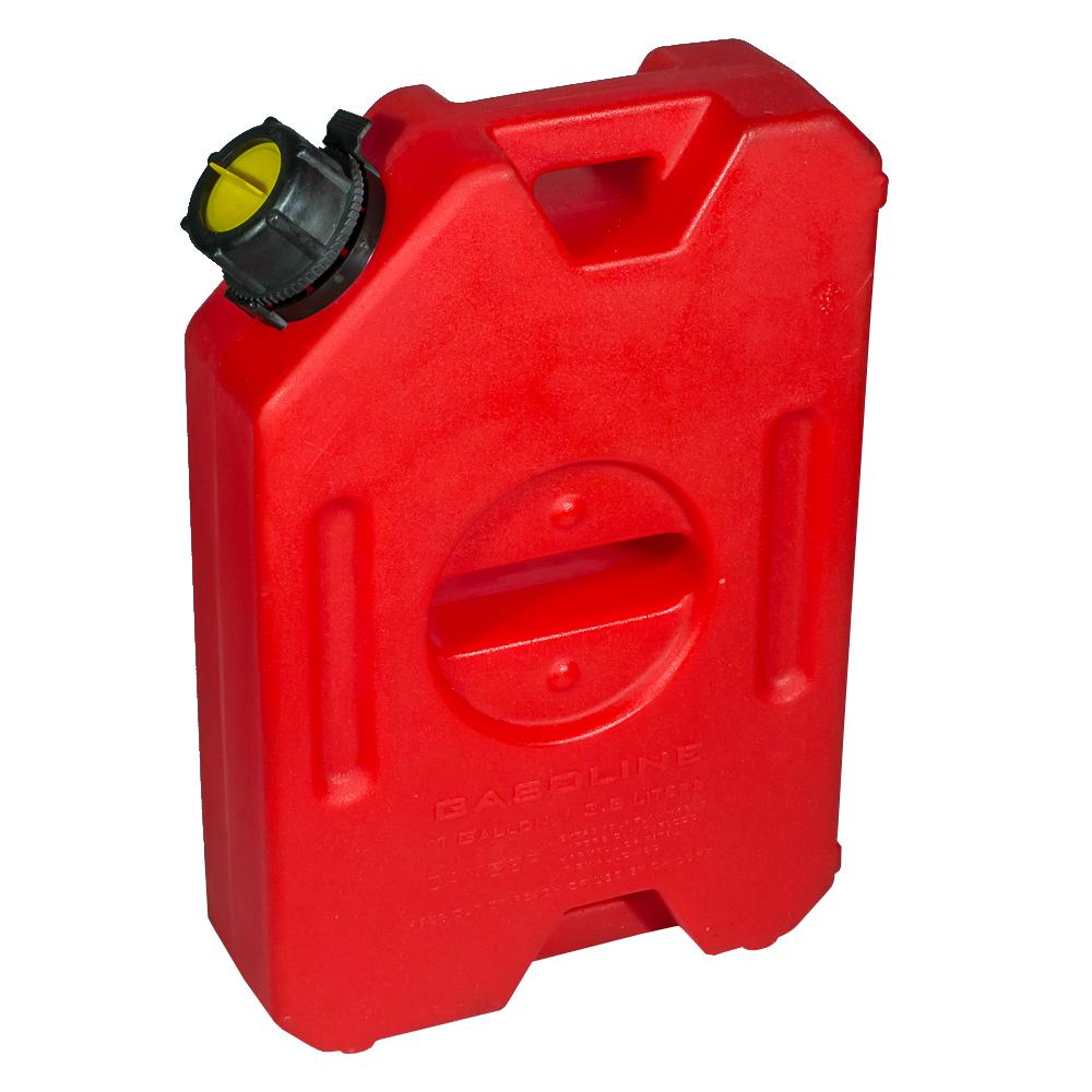 Канистра экспедиционная GKA, цвет: красный, 4 лGKA04RКанистра экспедиционная GKA вмещает 4 литра жидкости. Изготавливается из высокопрочных полимеров. Предназначена канистра для любого вида топлива и воды. Изделие укомплектовано гибким носиком для розлива жидкостей. Уплотнитель и антивибрационная система крышки не позволяет жидкости расплескиваться.