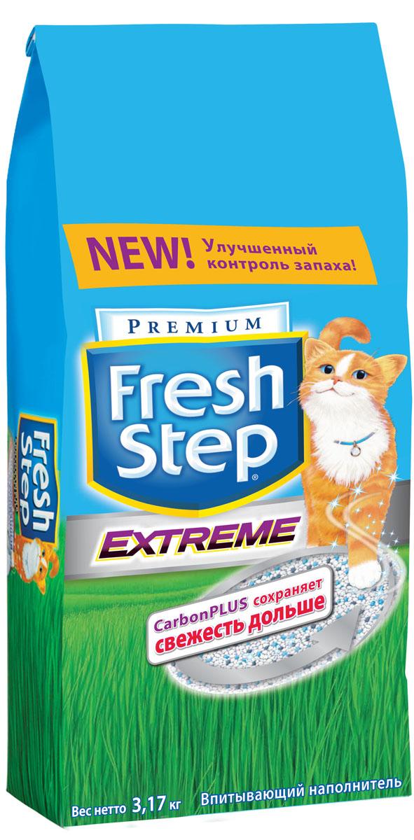 Наполнитель для кошачьего туалета Clorox  Fresh Step Clay , впитывающий, 3,17 кг