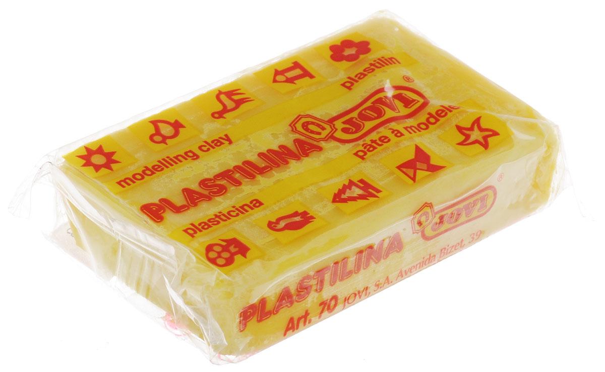 Jovi Пластилин цвет желтый70/30U_желтыйПластилин Jovi - лучший выбор для лепки, он обладает превосходными изобразительными возможностями и поэтому дает простор воображению и самым смелым творческим замыслам. Пластилин, изготовленный на растительной основе, очень мягкий, легко разминается и смешивается, не пачкает руки и не прилипает к рабочей поверхности. Пластилин пригоден для создания аппликаций и поделок, ручной лепки, моделирования на каркасе, пластилиновой живописи - рисовании пластилином по бумаге, картону, дереву или текстилю. Пластические свойства сохраняются в течение 5 лет.