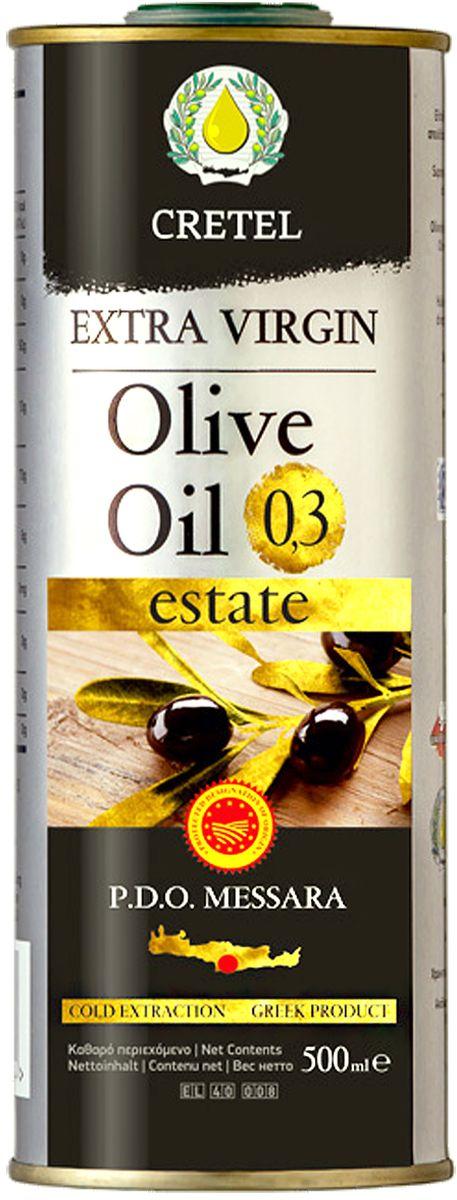 Cretel Extra Virgin масло оливкое P.D.O. Messara, 500 мл бытовку в касимовском районе
