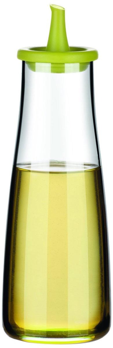 Емкость для масла Tescoma Vitamino, 250 мл642772Емкость Tescoma Vitamino отлично подходит для добавки масла в блюда во время приготовления и сервировки. Изделие изготовлено из высококачественного боросиликатного стекла, воронка - из силикона, а крышка- из прочной пластмассы. Высота емкости: 20 см. Можно мыть в посудомоечной машине.