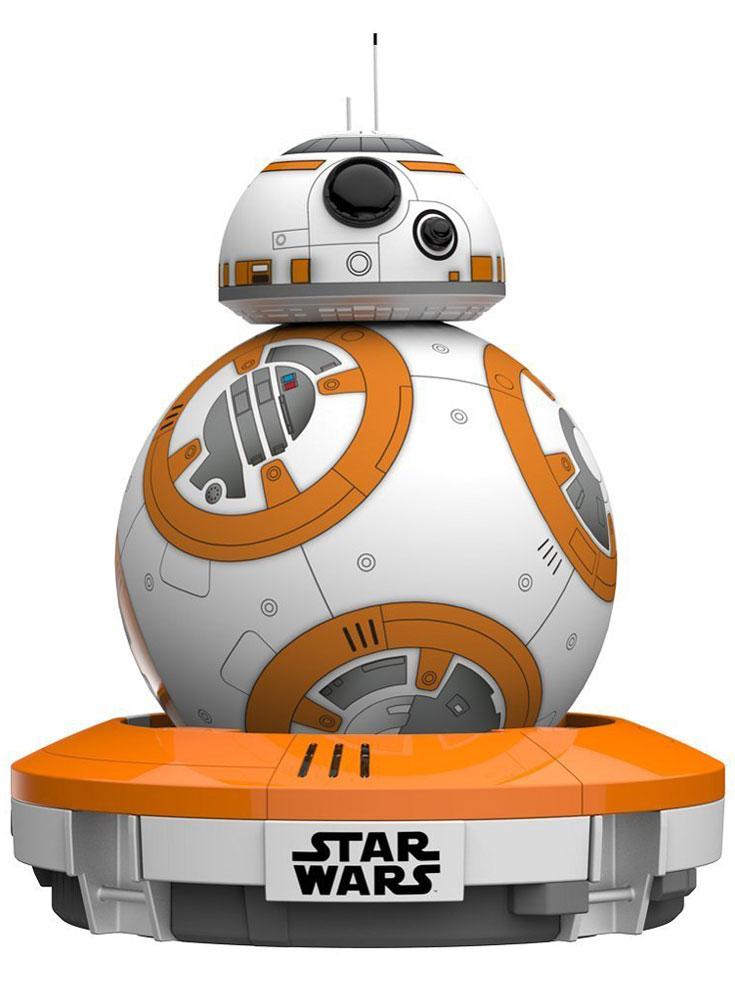 Sphero Робот на радиоуправлении BB-8 Star Wars Droid - Радиоуправляемые игрушки