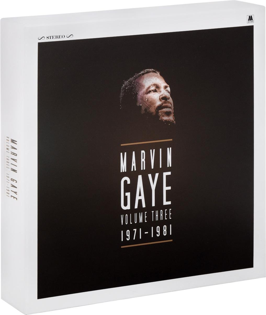 Марвин Гэй,Дайана Росс Marvin Gaye. Volume 3. 1971-1981 (8 LP) marvin gaye marvin gaye here my dear 2 lp