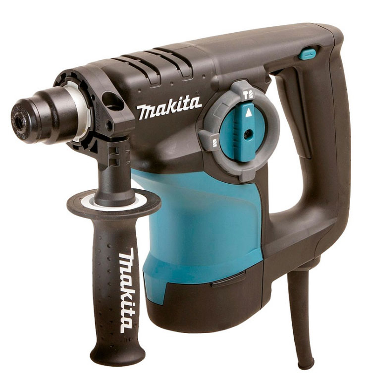 Перфоратор Makita HR2800, SDS Plus перфоратор makita hr2800 800 вт