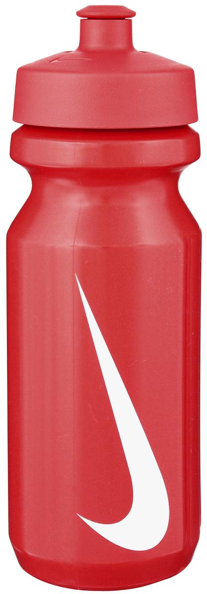 Бутылка для воды Nike, цвет: красный, белый, 650 млN.OB.17.660.22Стильная бутылка для воды Nike, изготовленная из полиэтилена, полипропилена и ТПУ, оснащена крышкой, которая плотно и герметично закрывается. Широкое отверстие позволяет удобно наливать коктейли и добавлять лед. Бутылка оснащена просто открывающимся и, в то же время, надежным защитным колпачком. Подходит для велосипедных держателей.