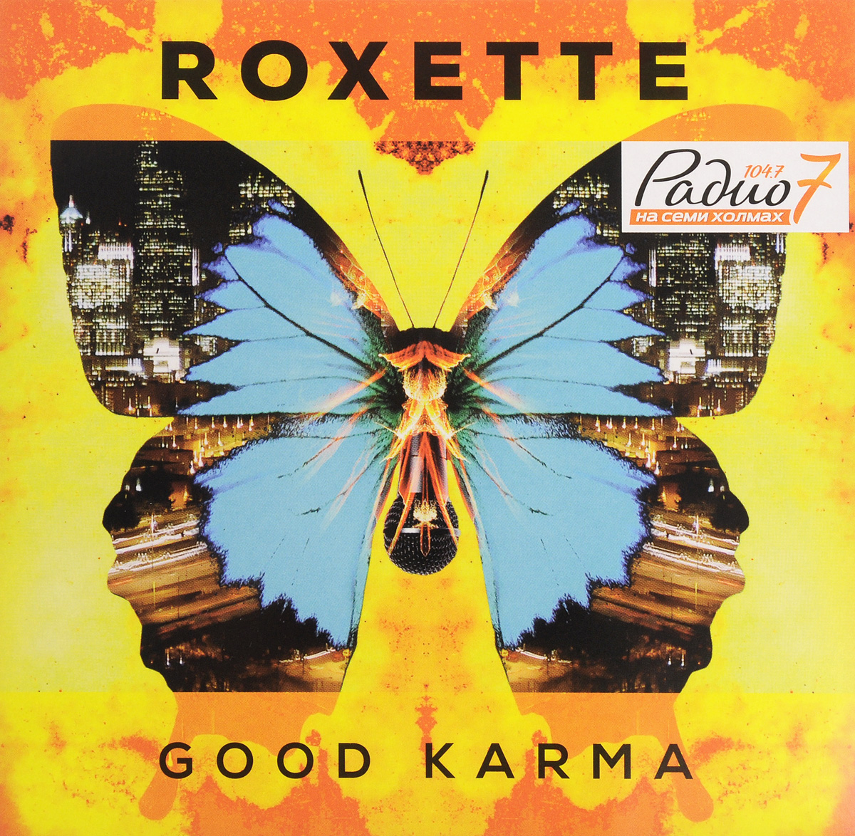 Roxette Roxette. Good Karma roxette roxette it must have been love lp s