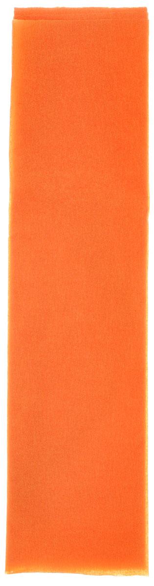 Апплика Цветная бумага крепированная Оранжевый неон 1 листС0307-03Крепированная цветная бумага Апплика Оранжевый неон идеально подходит для детского творчества: создания аппликаций, оригами и многого другого.В упаковке 1 лист крепированной бумаги яркого оранжевого цвета размером 50 х 200 см. Детские аппликации из тонкой цветной бумаги - отличное занятие для развития творческих способностей и познавательной деятельности малыша, а также хороший способ самовыражения ребенка.Рекомендуемый возраст: от 3 лет.