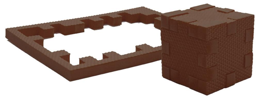 PicnMix Пазл-конструктор Янтарь цвет коричневый конструктор фанкластик головоломка