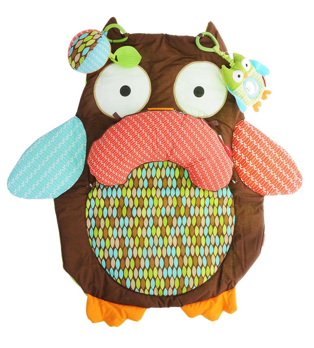 Skip Hop Развивающий коврик Сова - Игрушки для малышей