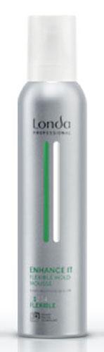 LC СТАЙЛИНГ Пена NEW д/уклад норм/фик 250мл ENHANCE0990-81545304Профессиональная пена Londa Enhance с микрополимерами 3D-Sculpt придает объем и пышность волосам на срок до 24. Обладает теплозащитными свойствами. Характеристики:Объем: 250 мл. Производитель: Германия. Товар сертифицирован.