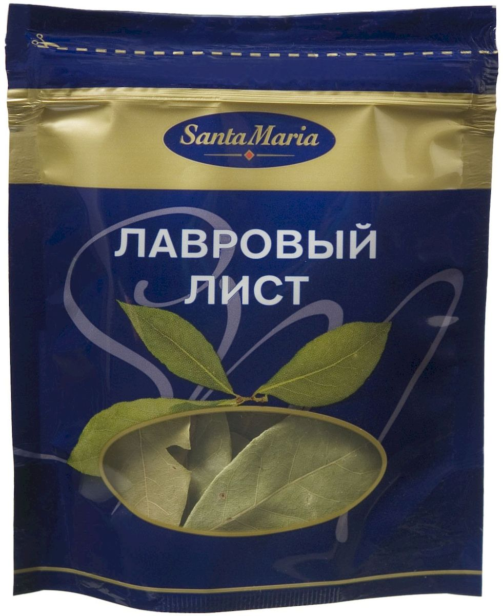 Santa Maria Лавровый лист сухой, 3 г