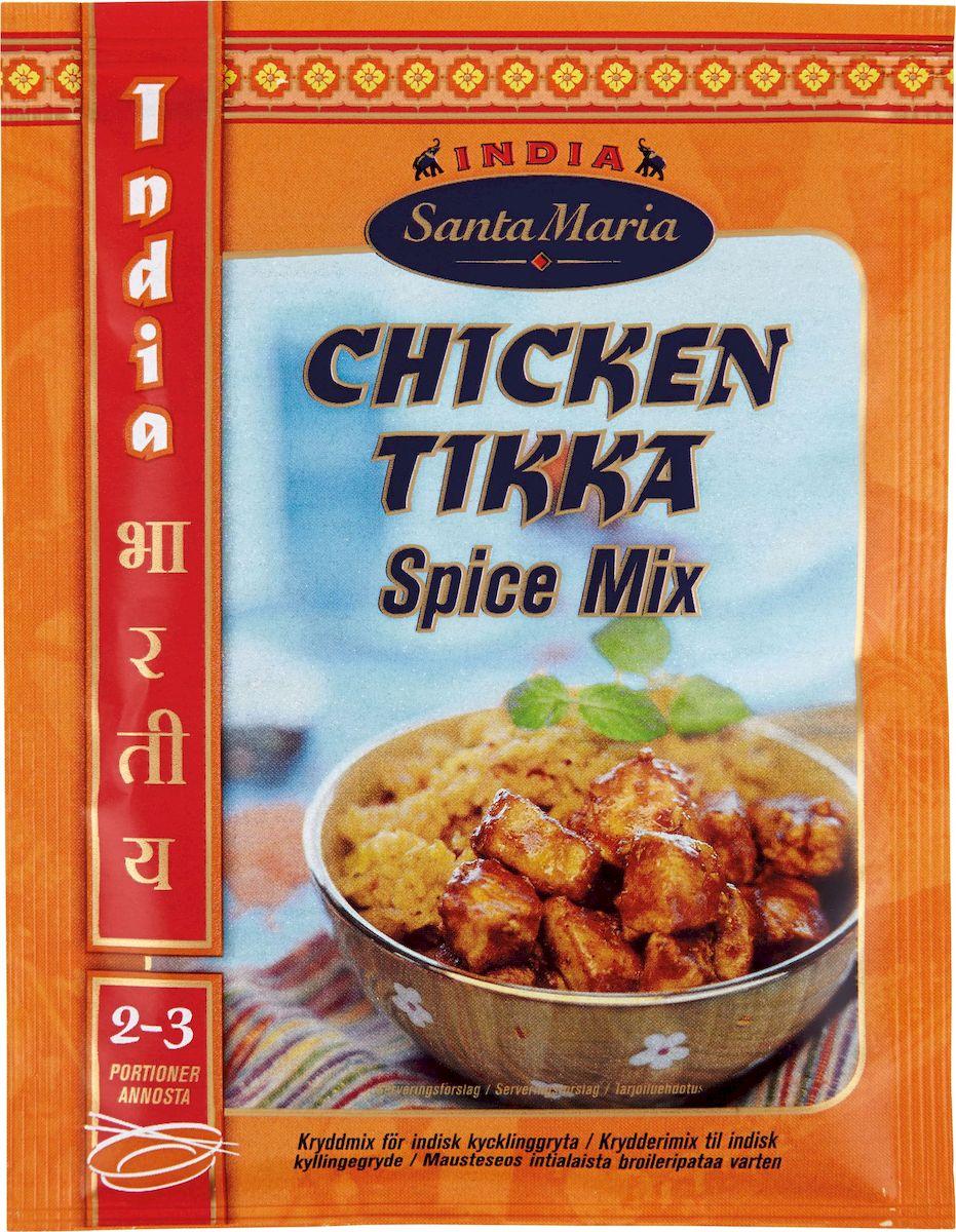 где купить  Santa Maria Приправа Тикка для куриных блюд, 35 г  по лучшей цене