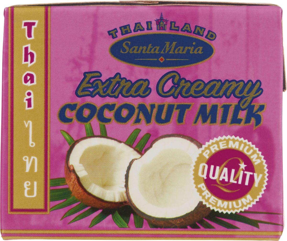 Santa Maria Кокосовые сливки, 200 мл santa maria кокосовое молоко 400 мл