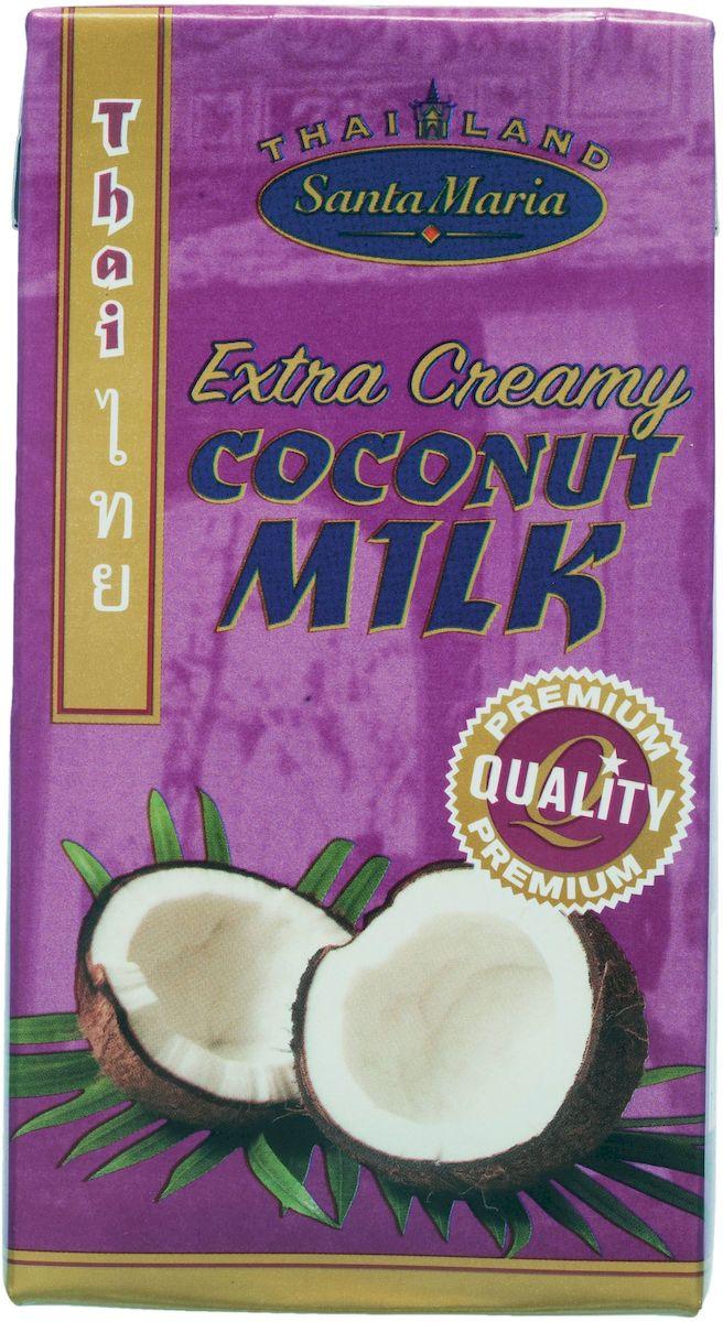 Santa Maria Кокосовые сливки, 500 мл santa maria кокосовое молоко 400 мл