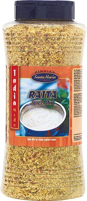 Santa Maria Смесь для соуса Райта, 780 г6300Сметану или несладкий йогурт перемешайте со смесью для соуса Райта. В соус можно добавить тертый свежий огурец. Дайте соусу настояться в течение 10-15 минут. Используйте как самостоятельный дип-соус или заправку.