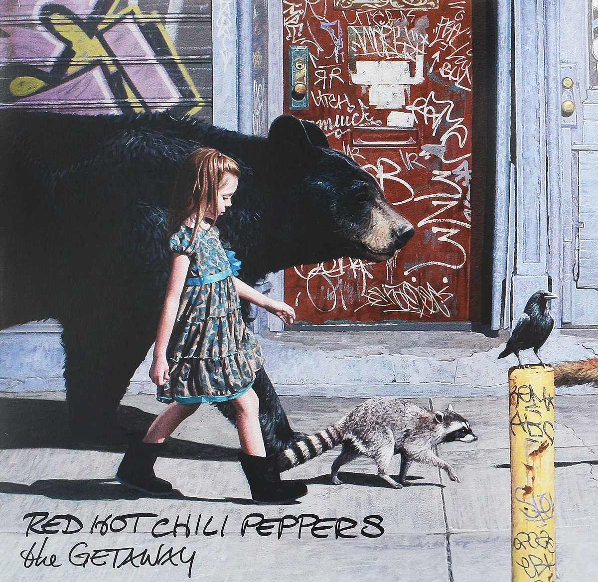 The Red Hot Chili Peppers Red Hot Chili Peppers. The Getaway (2 LP) the red hot chili peppers red hot chili peppers by the way 2 lp