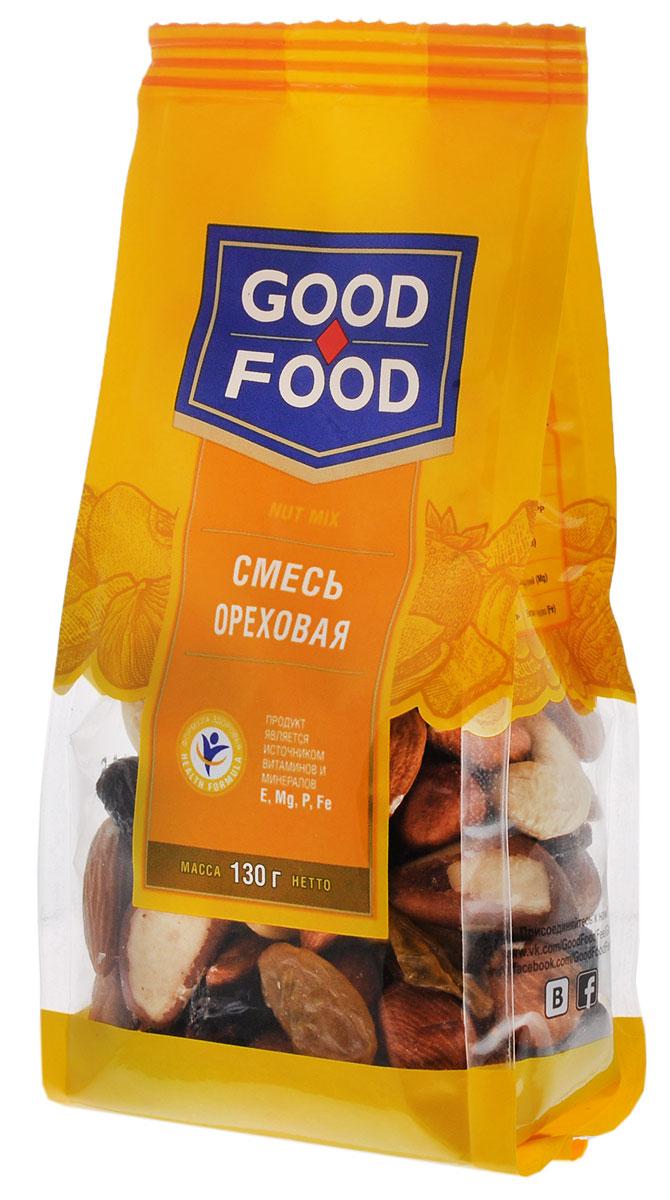 где купить Good Food смесьореховая,130г по лучшей цене