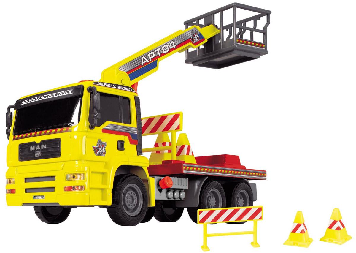 Dickie Toys Автовышка с подъемным механизмом