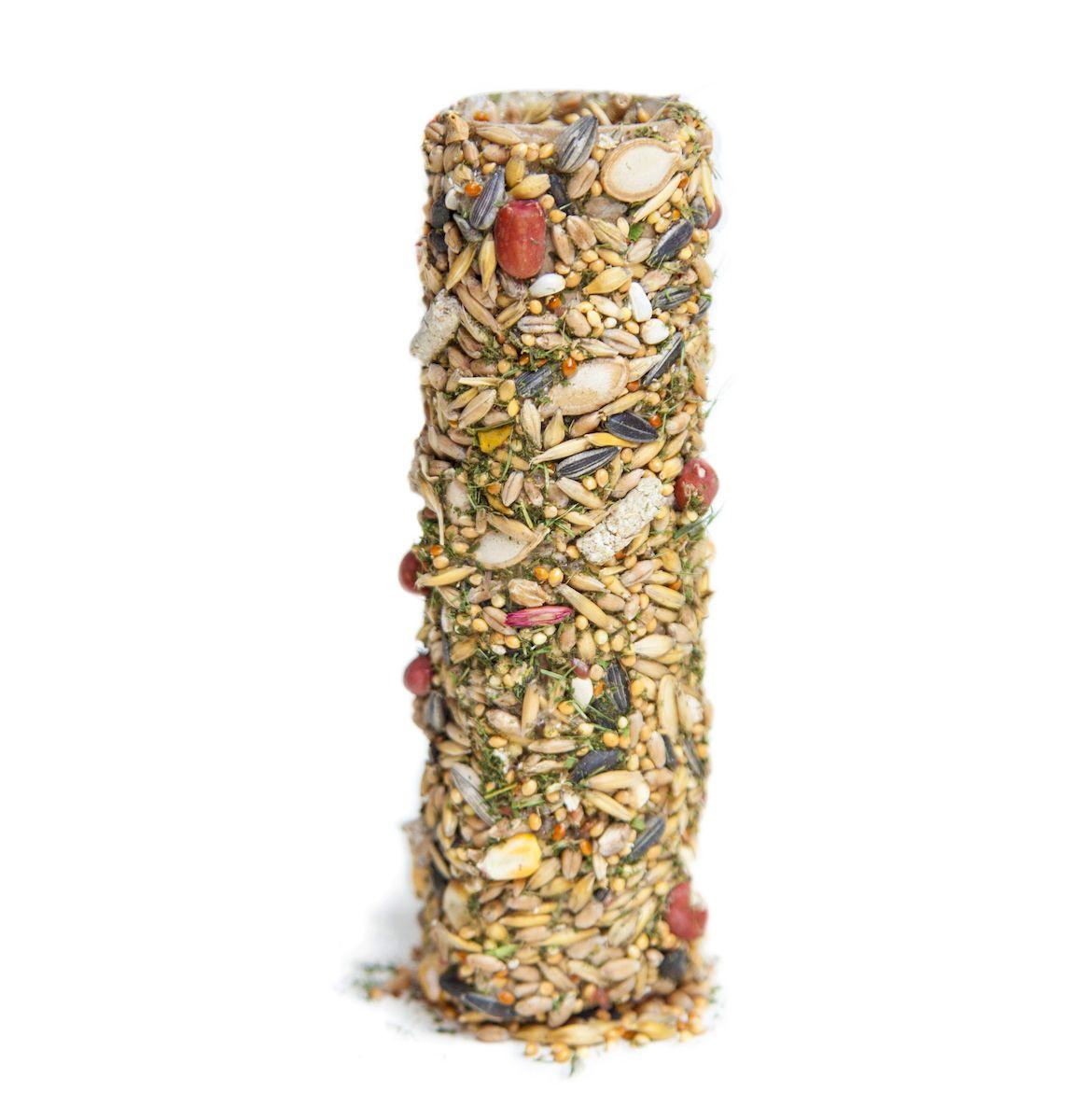 Лакомство для грызунов Престиж Сказочный Домик, с орехами корм вака высокое качество просо для птиц и грызунов 500 гр