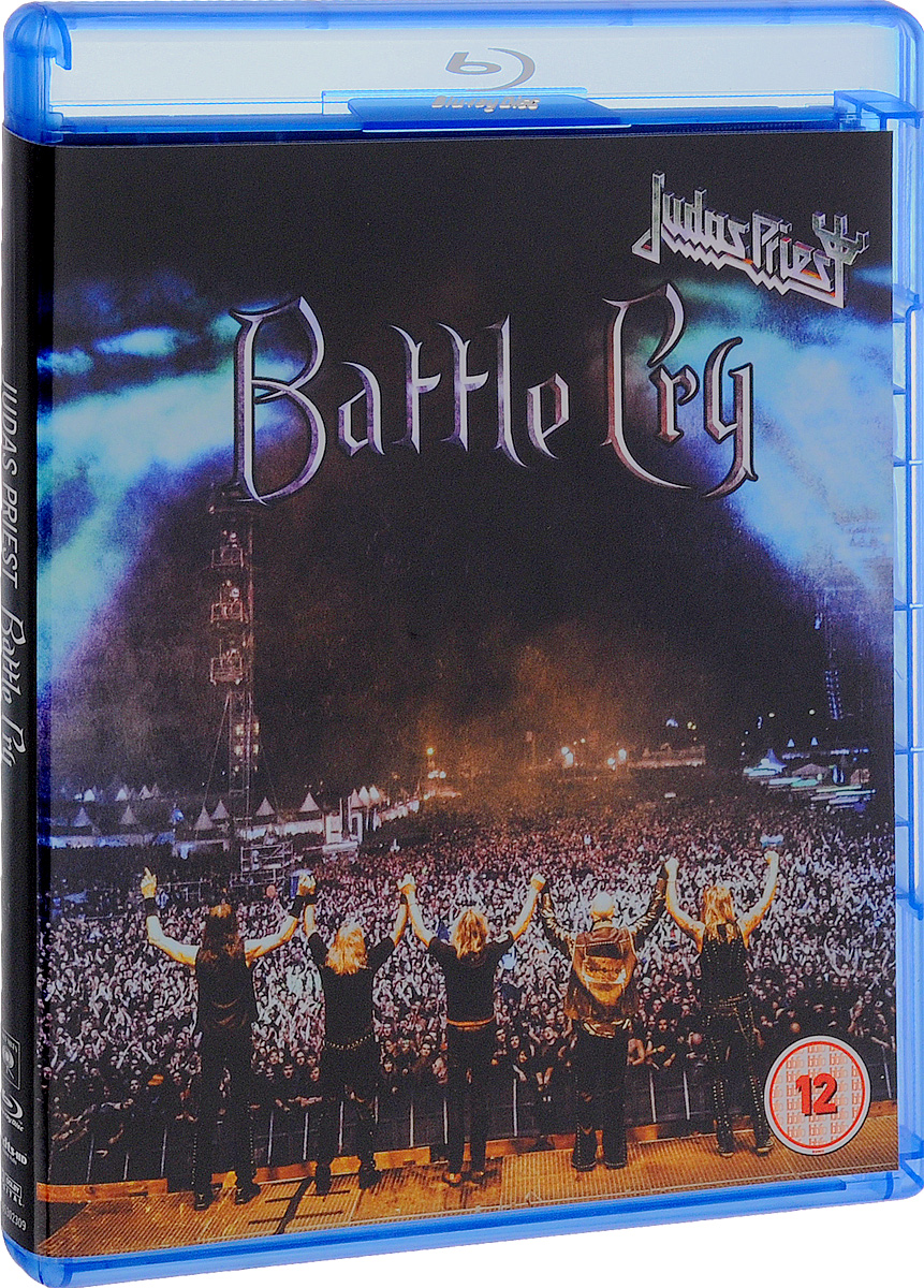 Judas Priest: Battlecry (Blu-ray) francis rossi live from st luke s london blu ray