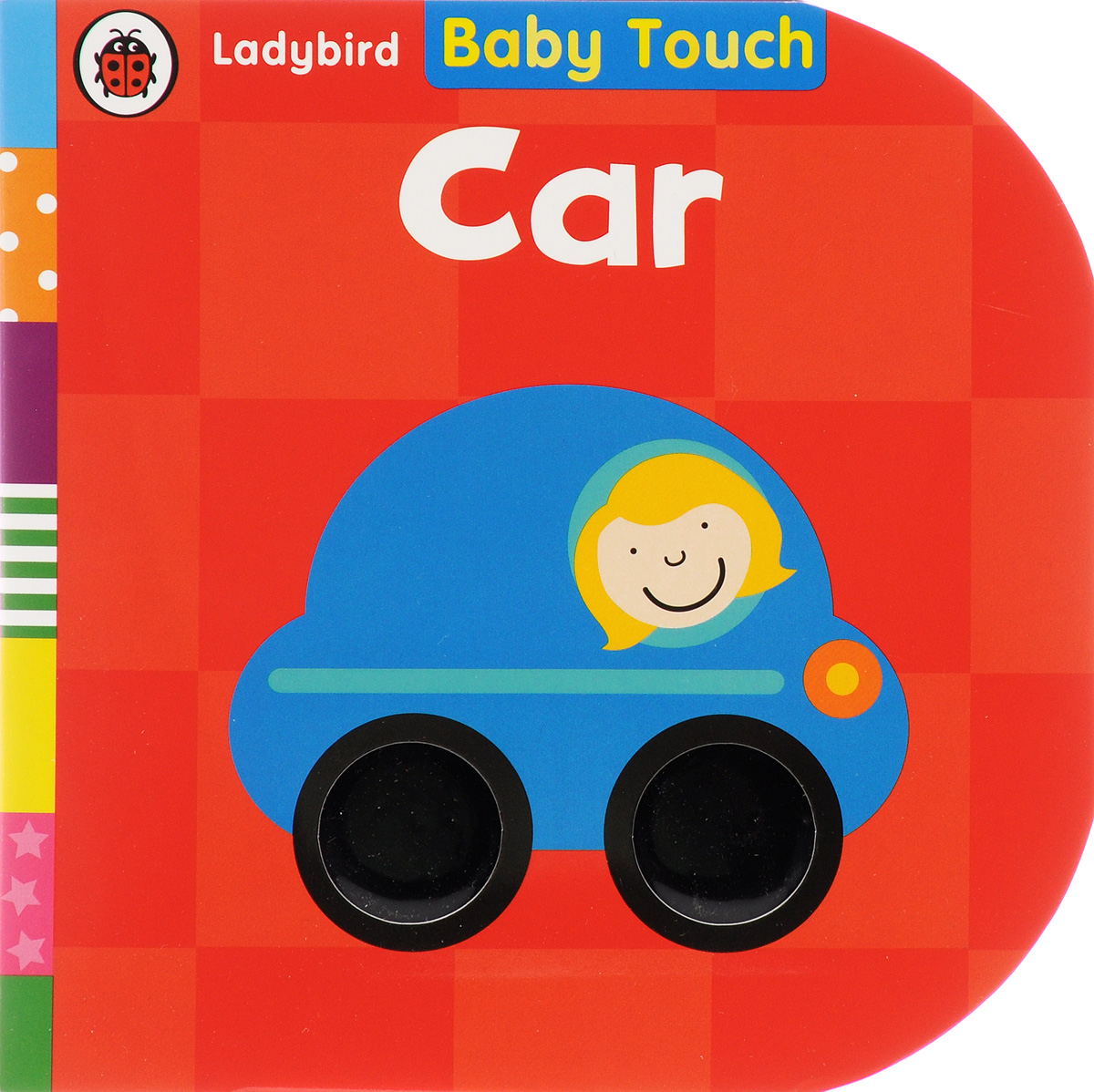 Baby Touch: Car touch and feel