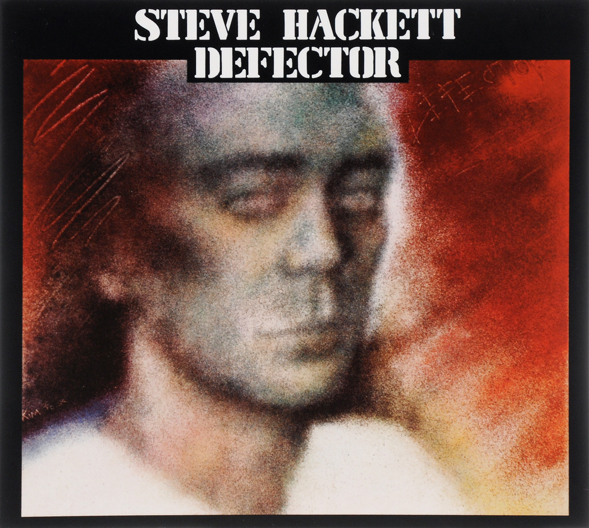 Steve Hackett. Defector (2 CD + DVD)