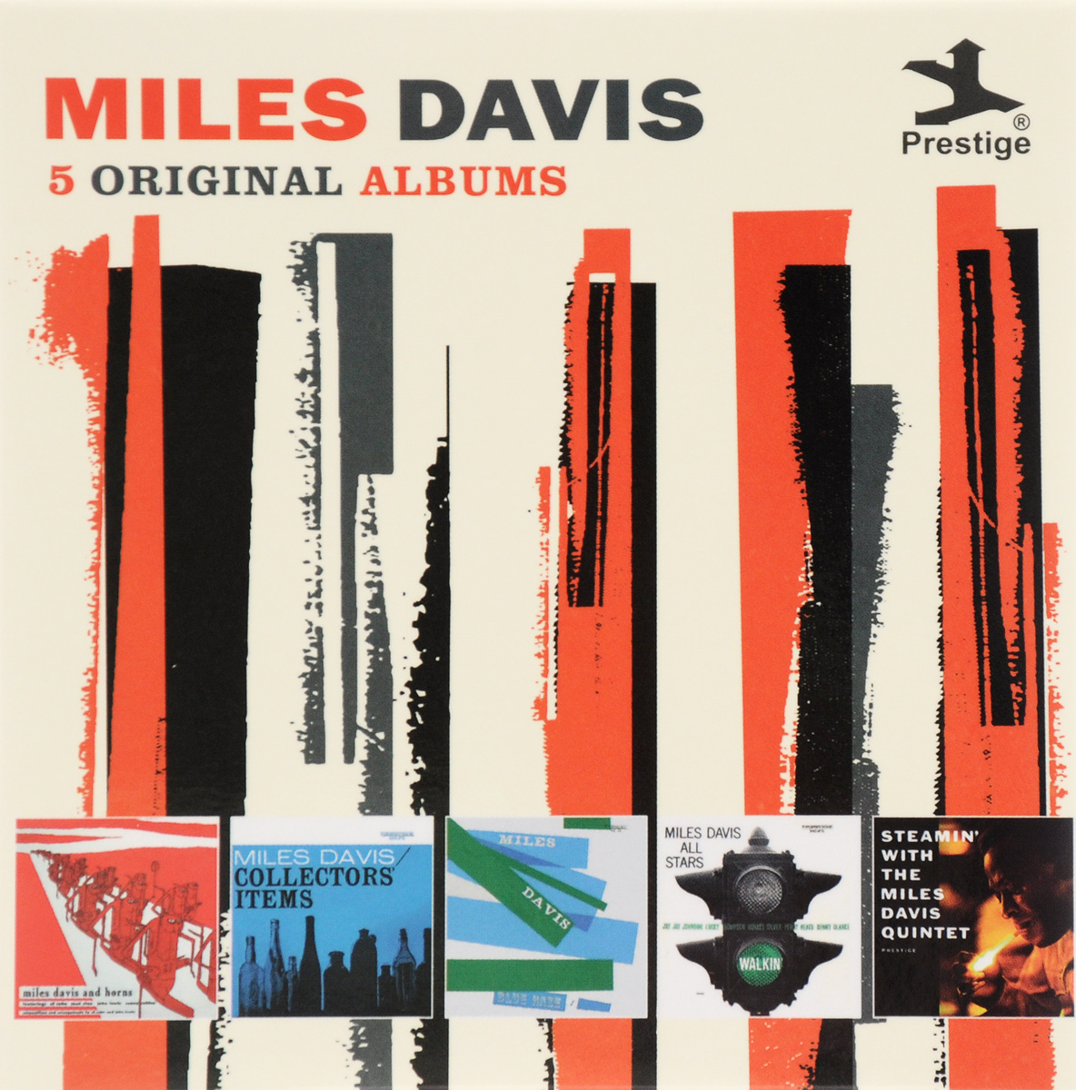 Майлз Дэвис Miles Davis. 5 Original Albums (5 CD) майлз дэвис miles davis 5 original albums 5 cd