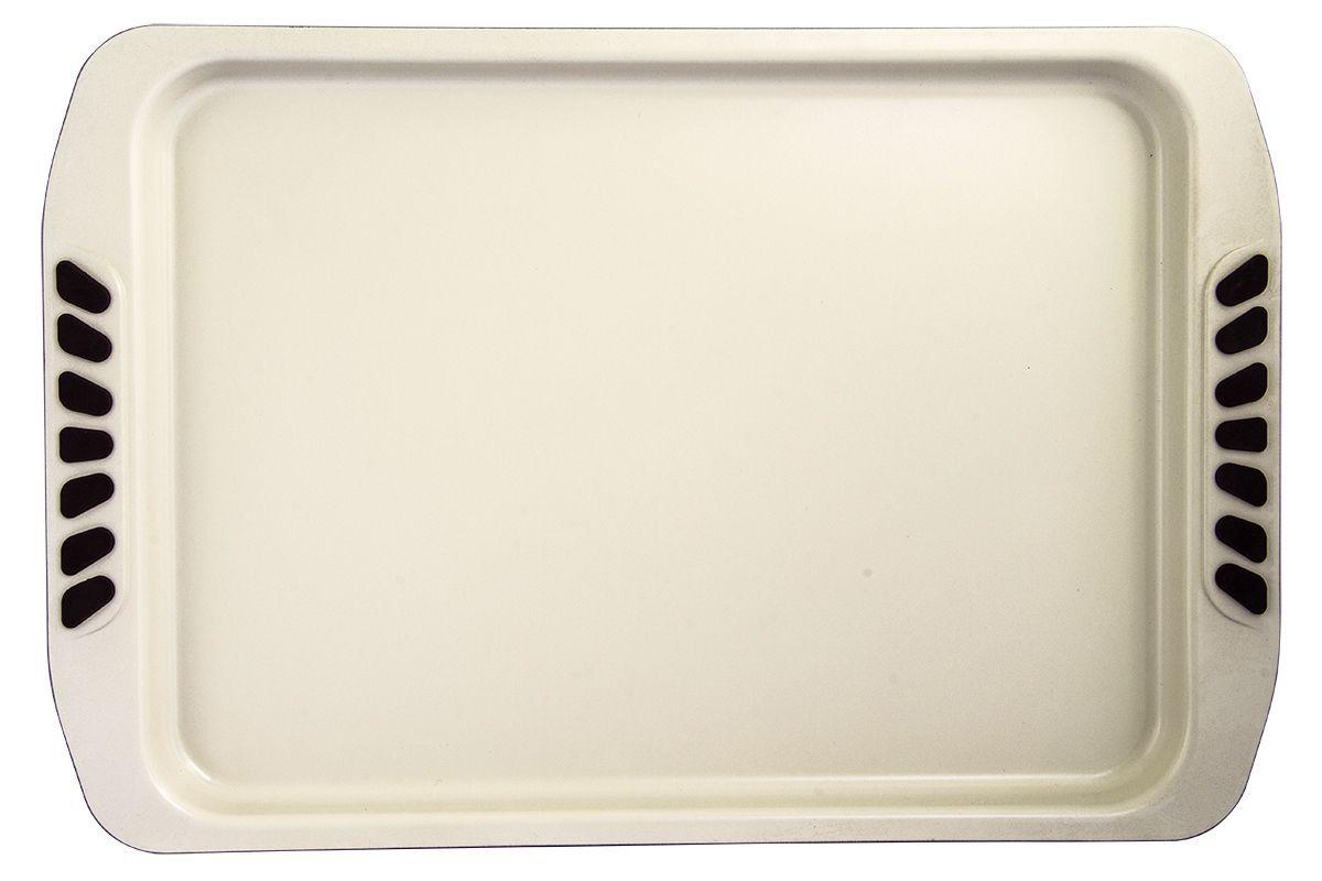 Форма для запекания Pomi d'Oro Milano, прямоугольная, с керамическим покрытием, 36 см77.858@20091 / Q3606 MilanoФорма для запекания Pomi dOro Milano изготовлена из жаропрочной керамики с глазурованным покрытием. Такое покрытие отличается хорошей стойкостью к внешним воздействиям и не деформируется при нагревании. Утолщенное дно обеспечивает равномерное распределение и длительное сохранение тепла. Форма снабжена удобными силиконовыми вставками. Внутреннее покрытие Kerano - это уникальное нанопокрытие, при нанесении которого не используется перфоктановая кислота, а финишное покрытие позволит вам готовить без использования масла. Посуда идеально подходит для выпекания различных лепешек, ведь форма предотвращает тесто от вытекания, при этом, предоставляя возможность с легкостью извлечь готовую выпечку. Вы можете использовать форму не только для выпечки, но и для приготовления сочной лазаньи, ароматных овощей или сочной грудинки. Пища в такой форме не пригорает и не прилипает к стенкам. Форма станет полезным приобретением для вашей кухни и сделает приготовление любимых блюд намного проще.Подходит для всех видов духовок. Длина формы: 36 см.