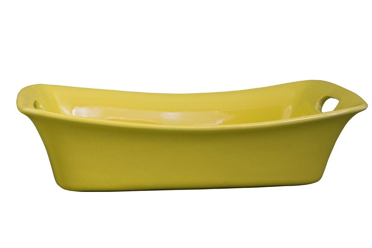 Форма для запекания Pomi d'Oro Al Forno, прямоугольная, 25,3 х 17,4 см77.858@23400 / Q2502 Al FornoФорма для запекания Pomi dOro Al Forno изготовлена из жаропрочной керамики с глазурованным покрытием. Такое покрытие позволяет отличается хорошей стойкостью при нагревании. Утолщенное дно обеспечивает равномерное распределение и длительное сохранение тепла. Изделие снабжено удобными врезными ручками. Форма станет полезным приобретением для вашей кухни и сделает приготовление любимых блюд намного проще.Подходит для всех видов духовок и микроволновой печи. Размер формы (с учетом ручек): 25,3 х 17,4 см. Высота стенки: 5,5 см.