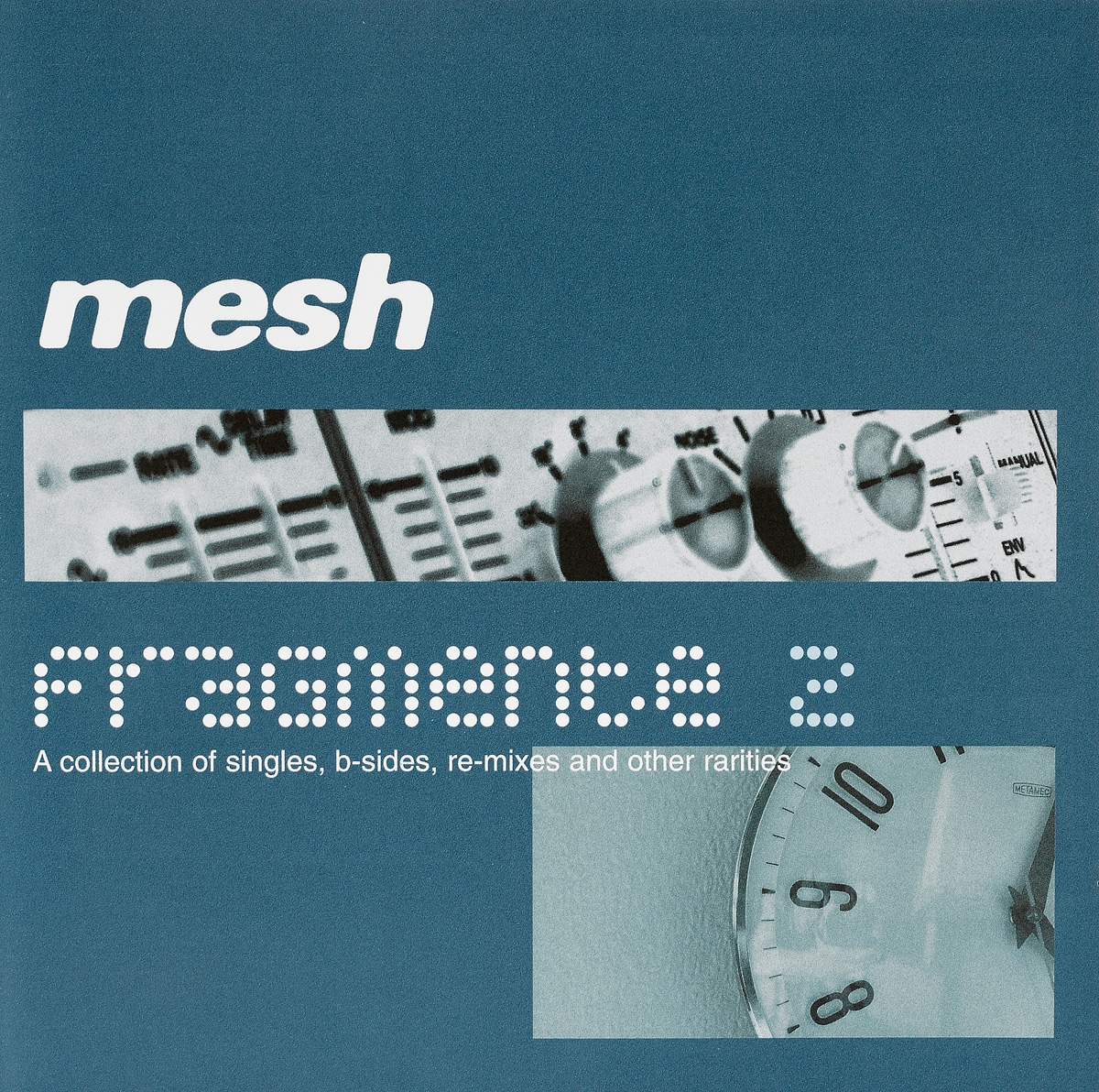 Mesh Mesh. Fragmente 2 (2 CD) relaxation 2 cd
