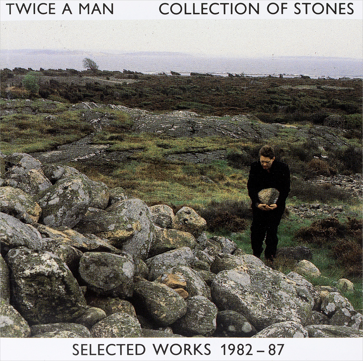 Twice A Man. Collection Of Stones
