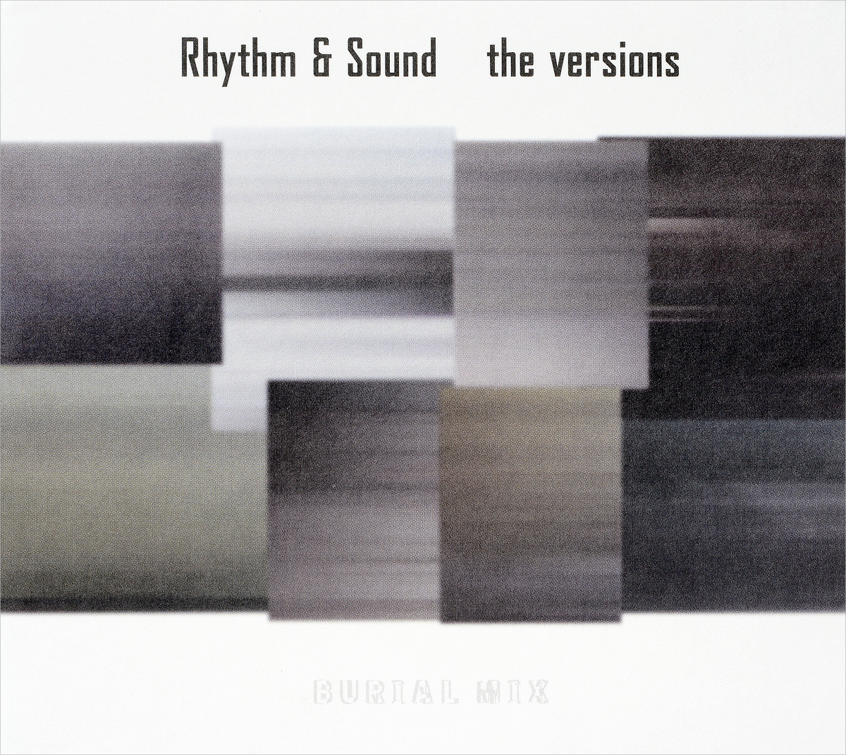 Rhythm & Sound. The Versions