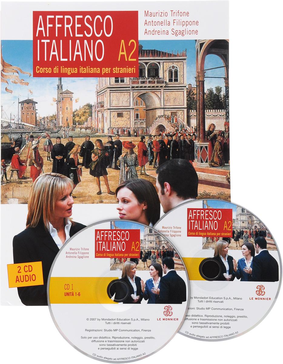 Affresco italiano A2 (+ 2 CD)