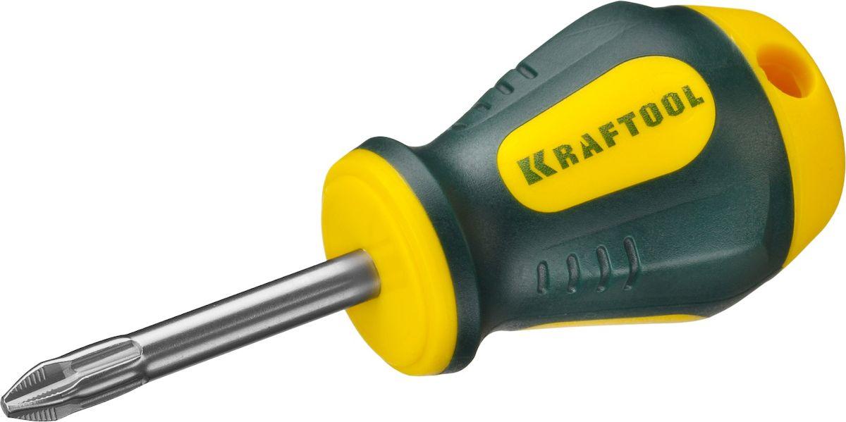 Отвертка Kraftool Expert, PH 2 x 38 мм250072-2-038Отвертка Kraftool Expert имеет кованый хромомолибденованадиевый стержень SlimFit для труднодоступных мест. Маслобензостойкая двухкомпонентная рукоятка формы бочка имеет противоскользящую поверхность для работы мокрыми и масляными руками. Система насечек NSS для надежного удержания крепежа. Шлиц намагниченный.