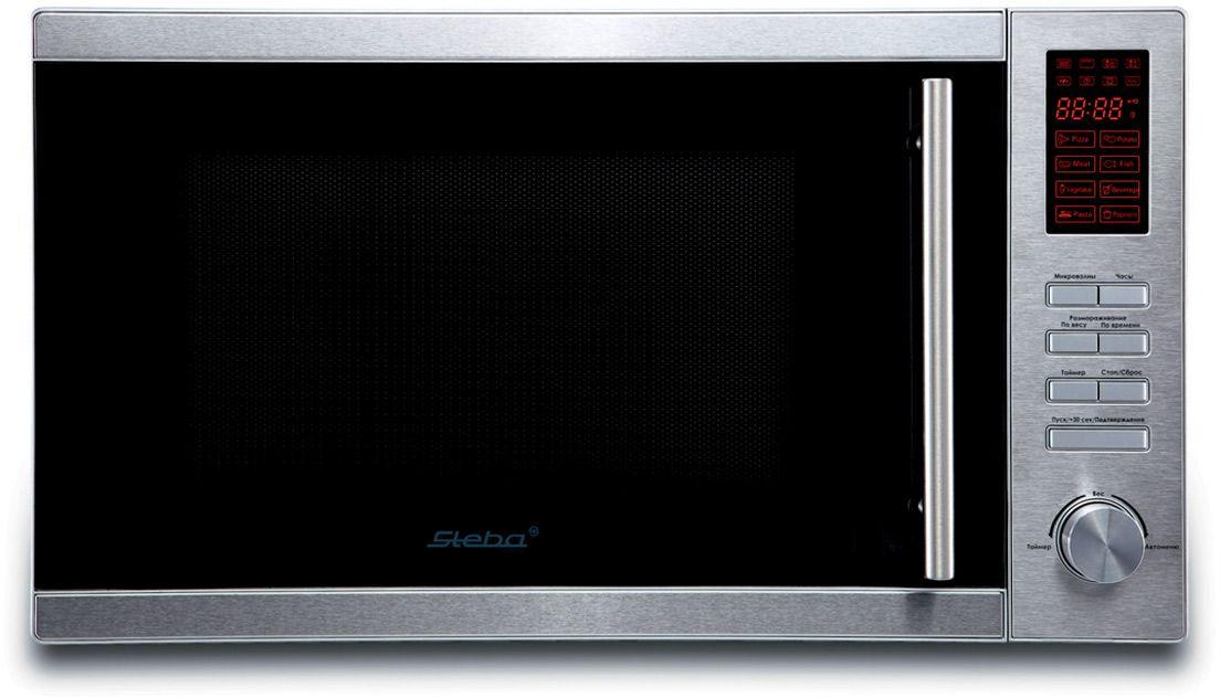 Steba MIC 2510, Steel микроволновая печь