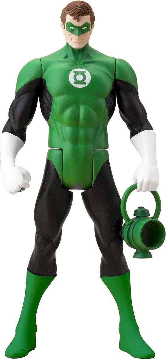 DC Comics. Фигурка Зеленый Фонарь в классическом костюме, Супергерои