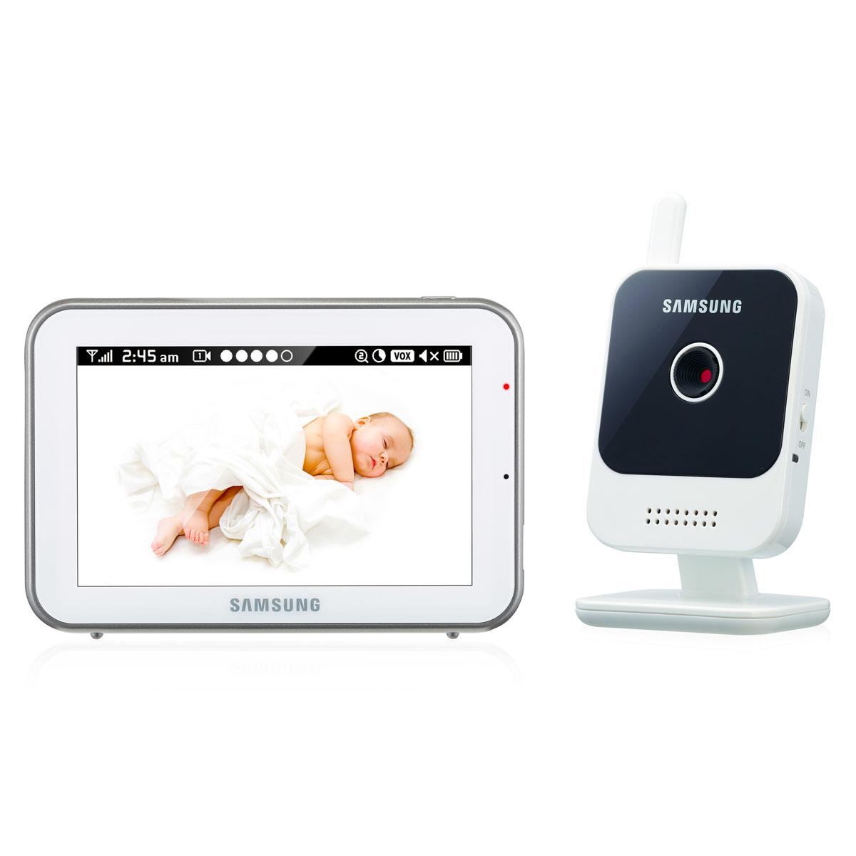Samsung Видеоняня SEW-3042WP -  Безопасность ребенка