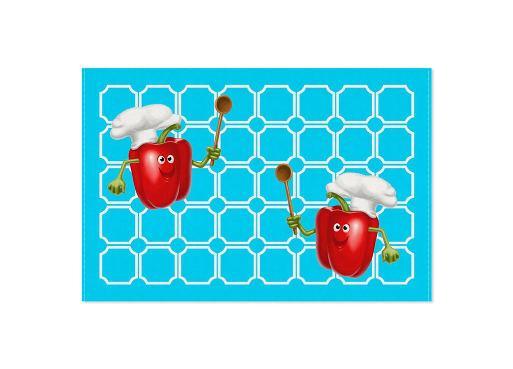 Полотенце кухонное Soavita Паприка, 40 х 60 см87452Кухонное полотенце Soavita Паприка, выполненное из 100% хлопка, оформлено оригинальным рисунком. Изделие предназначено для использования на кухне и в столовой.Такое полотенце станет отличным вариантом для практичной и современной хозяйки.Рекомендуется стирка при температуре 40°C.