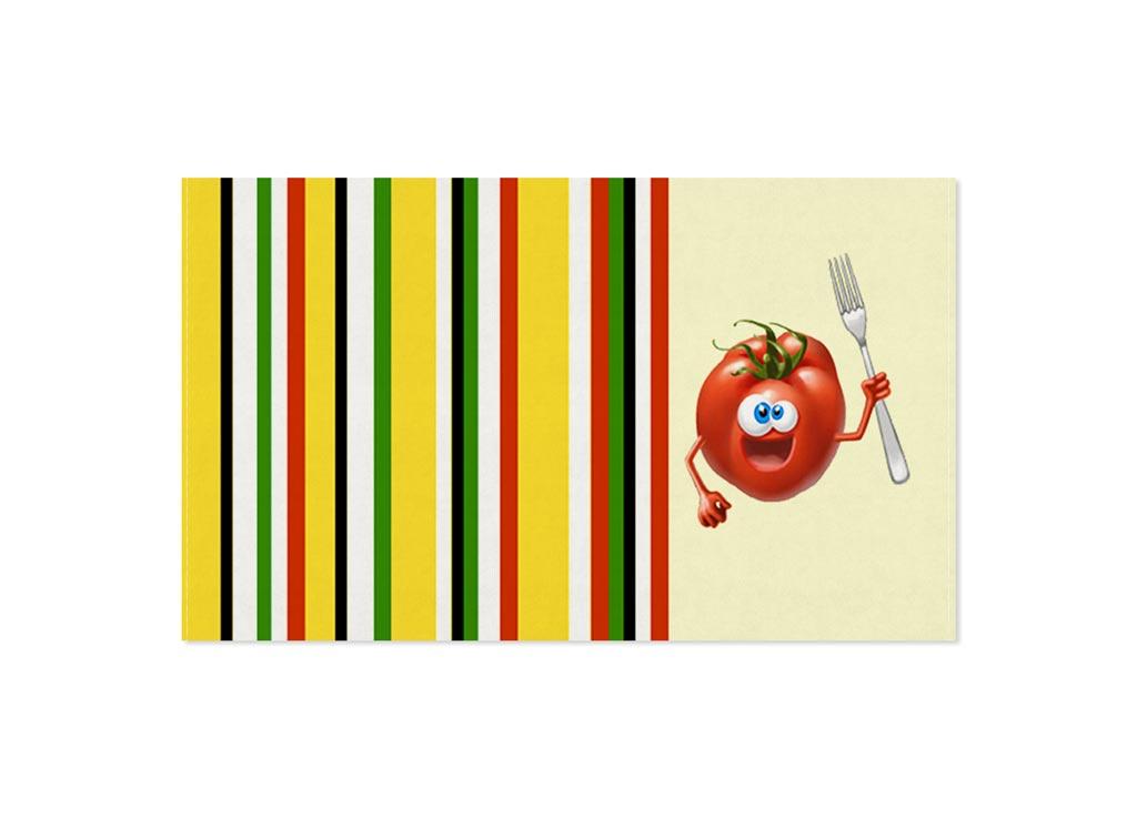 Полотенце кухонное Soavita Томат, 30 х 50 см87462Кухонное полотенце Soavita Томат, выполненное из натурального хлопка, оформлено оригинальным ярким рисунком. Изделие предназначено для использования на кухне и в столовой. Высочайшее качество материала гарантирует безопасность использования, высокую износостойкость и долгий срок службы полотенца. Такое полотенце станет отличным вариантом для практичной и современной хозяйки.Рекомендуется стирка при температуре 40°C.