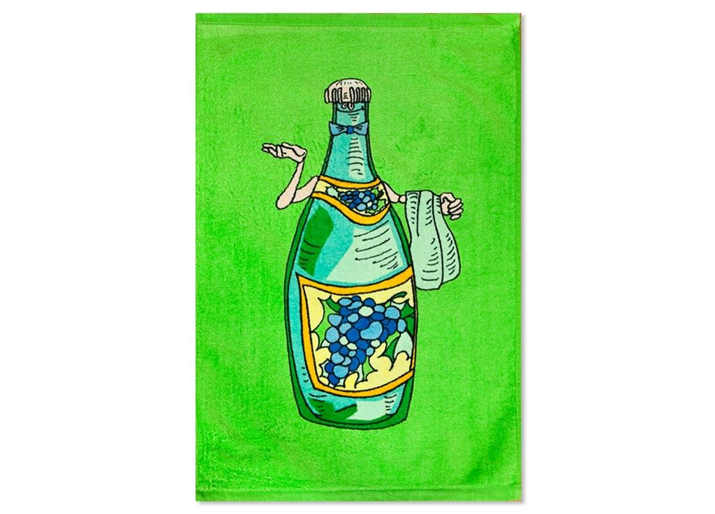 Полотенце кухонное Soavita Вино, 40 х 60 см87535Кухонное полотенце Soavita Вино, выполненное из100% хлопка,оформлено оригинальным рисунком. Изделиепредназначено дляиспользования на кухне и в столовой. Такое полотенце станет отличным вариантом дляпрактичной и современнойхозяйки. Рекомендуется стирка при температуре 40°C.