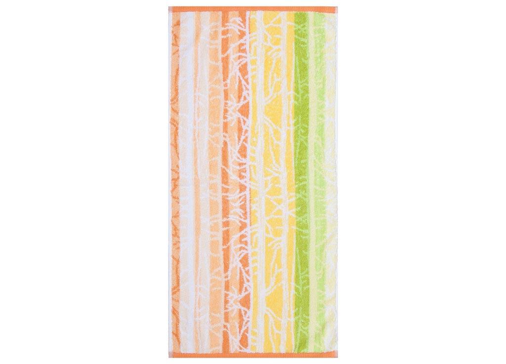 Полотенце Soavita Интер, цвет: желтый, зеленый, 60 х 120 см87552Банное полотенце Soavita Интер выполнено из 100% натурального, экологически чистого хлопка. Полотенце очень практично и неприхотливо в уходе. Оно отлично впитывает влагу, быстро сохнет, сохраняет яркость цвета и не теряет форму после многократных стирок. Такое полотенце идеально дополнит интерьер вашей ванной комнаты или кухни и создаст атмосферу уюта и комфорта.