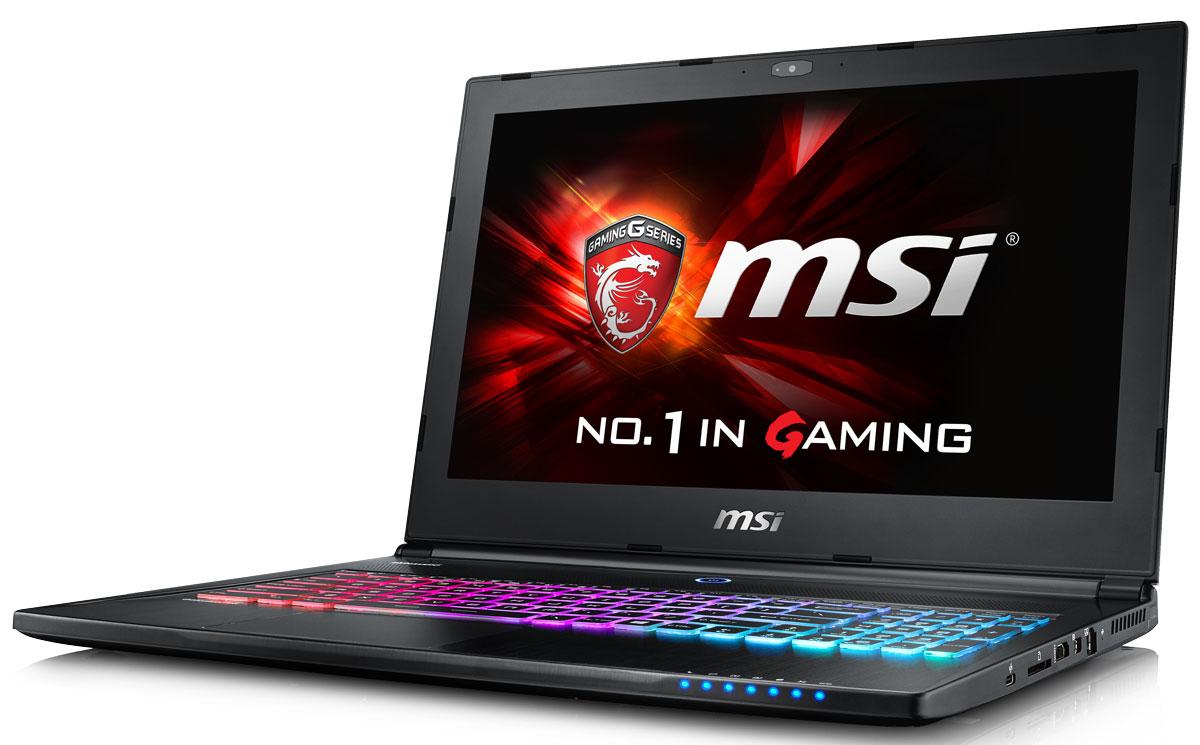 MSI GS60 6QD-259XRU Ghost, BlackGS60 6QD-259XRUИгровой ноутбук MSI GS60 6QD-259XRU Ghost оснащен Skylake – это кодовое имя новой 14-нм микроархитектуры процессоров Intel последнего поколения. По сравнению с предыдущими поколениями платформа Skylake обладает сниженным энергопотреблением при повышенной производительности. Процессор Core i5-6300HQ при средней нагрузке стал на 20% производительнее!Свободно переключайтесь между режимами Sport, Comfort и Green за счёт совершенно новой функции SHIFT, которая, подобно коробке передач автомобиля, даёт вам контроль над состоянием ноутбука, расставляя приоритеты между производительностью (скорость), громкостью работы системы охлаждения (громкость выхлопа) и энергопотреблением (расход); максимальная мощность, разумный баланс или тишина и более длительное время автономной работы, и выставляйте нужный режим с помощью SHIFT, используя комбинацию Fn + F7 или программу Dragon Gaming Center.Вы сможете достичь максимально возможной производительности вашего ноутбука благодаря поддержке оперативной памяти DDR4-2133, отличающейся скоростью чтения более 2,9 Гбайт/с и скоростью записи 3,5 Гбайт/с. Возросшая на 30% производительность стандарта DDR4-2133 (по сравнению с предыдущим поколением, DDR3-1600) поднимет ваши впечатления от современных и будущих игровых шедевров на совершенно новый уровень.Эксклюзивная технология MSI Cooler Boost 3 заключается в установке под капот вашего мощного ноутбука двух охлаждающих модулей и их объединения с двумя отдельными теплоотводами – для GPU и CPU. Одно нажатие кнопки запуска системы охлаждения на полную мощь, и пять теплоотводов в сочетании с двумя вентиляторами активно выведут генерируемое системой тепло наружу. Такое решение делает GS60 ноутбуком с самой эффективной системой охлаждения в классе.Система охлаждения с двумя вентиляторами Cooler Boost 3 создана специально для нового поколения сверхмощных CPU и GPU. Несмотря на то, что эта система отлично справляется со своими задачами в автоматическим р
