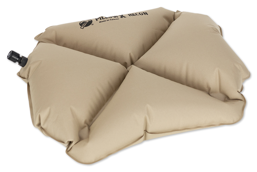 Надувная подушка Klymit Pillow X Recon, цвет: песочный free shipping ad9857astz ad9857 qfp 10pcs lot ic