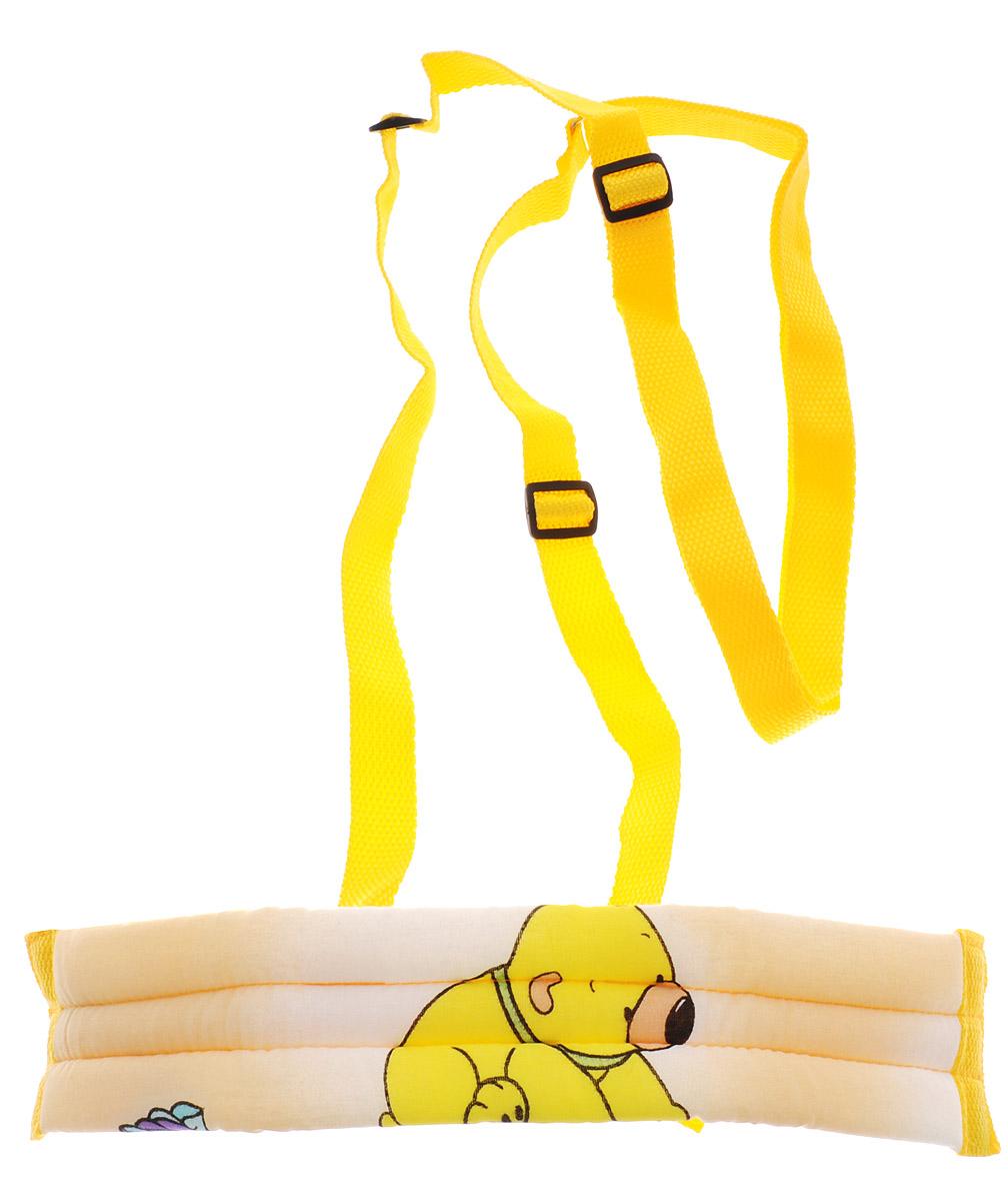 Фея Поводок детский цвет желтый -  Ходунки, прыгунки, качалки