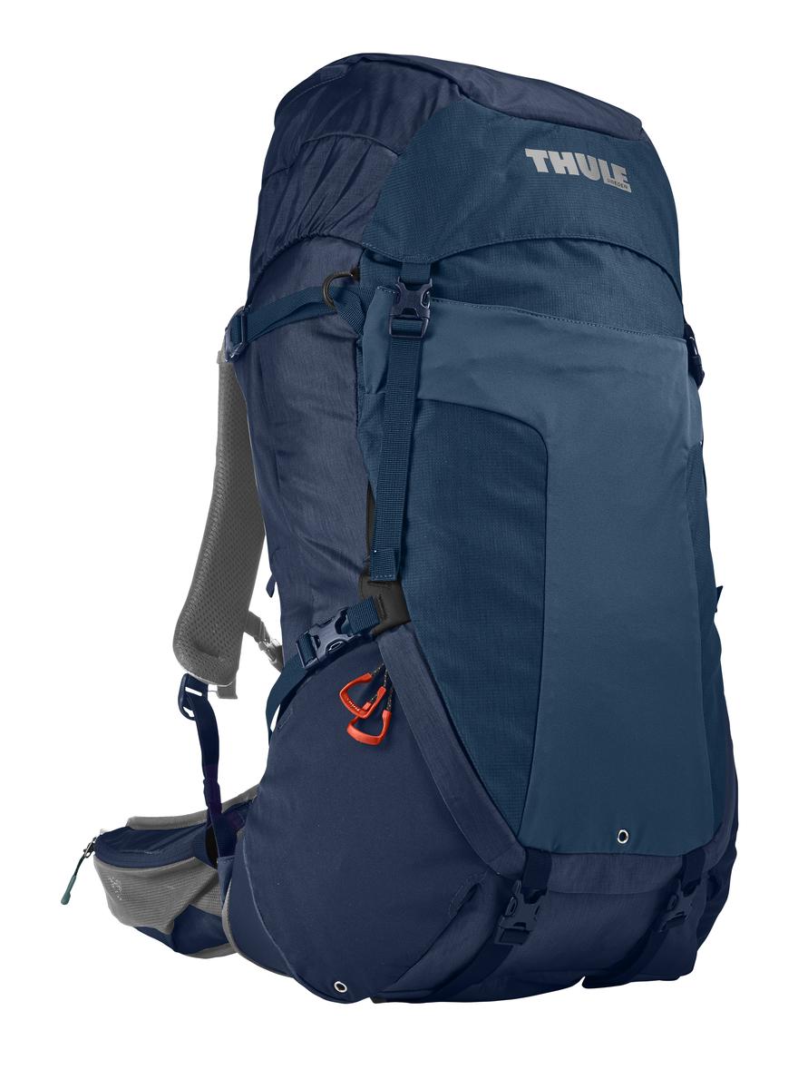 Рюкзак туристический мужской Thule Capstone, цвет: темно-синий, 50 л206601Мужской рюкзак Thule Capstone с объемом 50 л идеален для однодневного пешего похода или непродолжительного похода легкого уровня.Имеет полностью регулируемую подвеску, воздухопроницаемую заднюю панель и вшитый дождевой чехол.Система крепления MicroAdjust позволяет отрегулировать ремень для торса на 10 см при надетом рюкзаке, чтобы добиться идеальной посадки.Сеточная задняя панель натягивается, обеспечивая превосходную воздухопроницаемость и позволяя вам не потеть и оставаться сухим в пути.Яркая съемная накидка от дождя обеспечивает сухость ваших принадлежностей во время ливнейРегулируемый поясной ремень совместим со взаимозаменяемыми аксессуарами VersaClick (продаются отдельно).С помощью держателя палок VersaClick, входящего в комплект поставки, можно удобно закрепить треккинговые палки на поясном ремне, не снимая рюкзак.Небольшие принадлежности можно хранить в карманах на молнии в верхнем клапане и в поясном ремне.Доступ к содержимому сверху, снизу и сбоку упрощает загрузку и разгрузку рюкзака и позволяет легко найти нужную вещь во время пути.Эластичный карман Shove-it Pocket обеспечивает быстрый доступ к часто используемым предметамМожно легко переместить снаряжение в переднюю часть рюкзака с помощью ремешка, продетого сквозь прочную петлю.Задние крепления для треккинговых палок и ледоруба можно убрать, если они не используются.