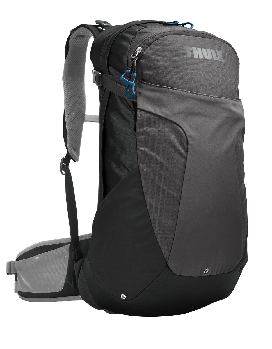 Рюкзак женский Thule Capstone, цвет: темно-серый, 22 л. Размер M/L207300Женский рюкзак Thule Capstone идеально подходит для однодневных путешествий или коротких походов. Рюкзак снабжен яркой накидкой от дождя и системой крепления MicroAdjust, которая обеспечивает максимальную регулировку для идеальной посадки. Сзади расположена натягиваемая сеточная панель для максимальной воздухопроницаемости. Рюкзак оснащен 1 вместительным отделением на застежке-молнии. Спереди имеется 2 кармана, один из которых на застежке-молнии. По бокам расположено 2 эластичных кармана. На набедренном ремне имеется 2 небольших кармана.Что взять с собой в поход?. Статья OZON Гид