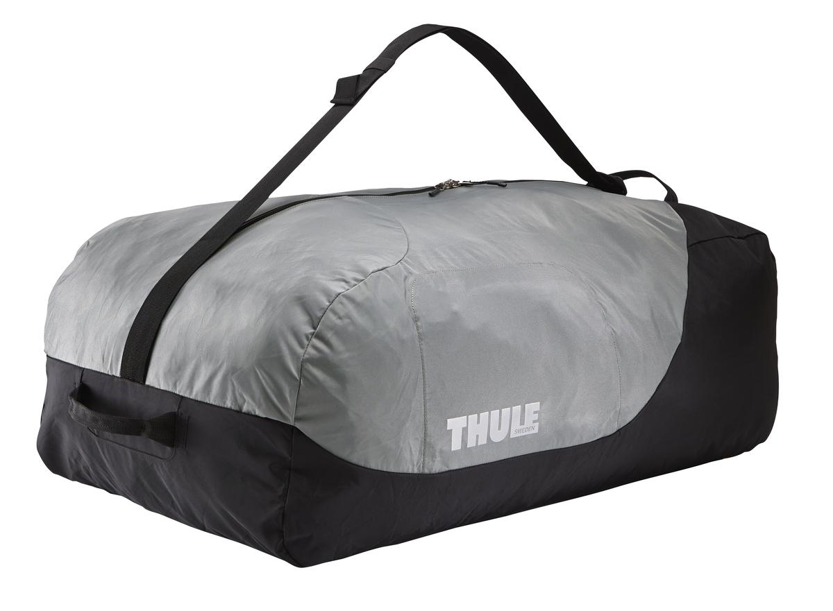 Чехол для перевозки рюкзака Thule Guidepost Airport Backpack Duffel, цвет: серый, 60–95 л208100Сумка для рюкзака Thule Airport - защищает ваш рюкзак от повреждений, а также выполняет функцию сумки, сопровождая вас по всему миру и помогая покорить очередную вершину. Прочный нейлон 420 ден - залог того, что ваш рюкзак прибудет в место назначения без поврежденийСумка сворачивается и помещается в боковой карман в том случае, если она не используется Внутренний боковой карман для небольших предметов Две удобно расположенные ручки служат для комфортной переноски Молнии можно закрыть на замок для защиты от кражи (замок продается отдельно) Регулируемый наплечный ремень с системой гибкой регулировки Прозрачный карман для багажной бирки позволяет легко найти сумку Подходит для большинства рюкзаков объемом 60-95 л