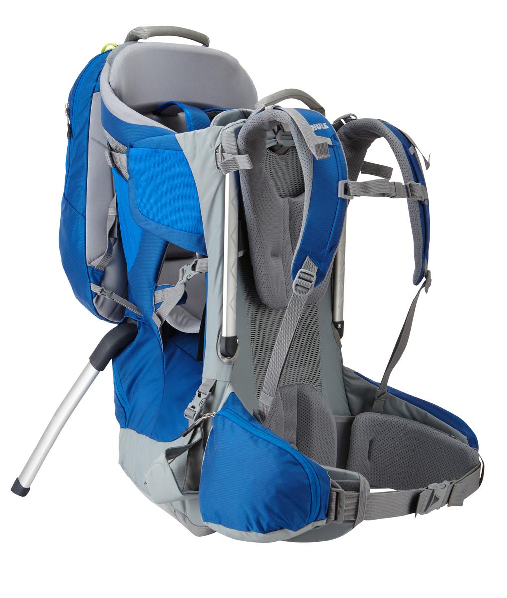 Рюкзак для переноски детей Thule Sapling Elite Child Carrier, цвет: голубой, 32л установочный комплект для багажника thule 1408